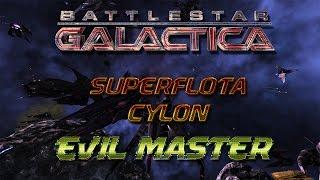 Battlestar Galactica Online Mejor Juego de Navegador Flota Cylon Arrasa con Todo