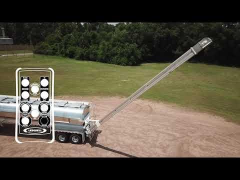 Ledwell Operational Series - Paddle Wagon Bulk Feed