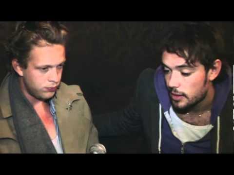 Mumford & Sons NovaFM Interview, Part I