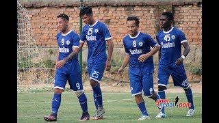 Ruslan three star 3 madan bhandari sports academy 2 (match highlights)