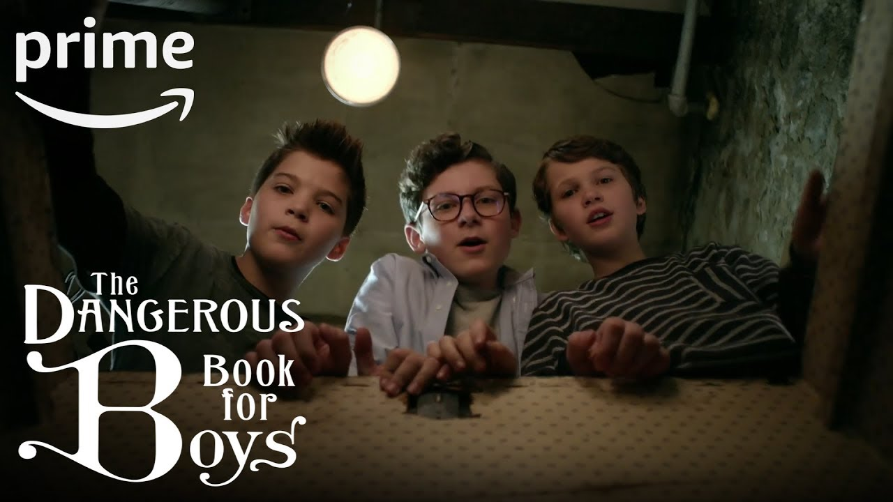 Download The Dangerous Book for Boys – Behind the Scenes | Prime Video  Kids