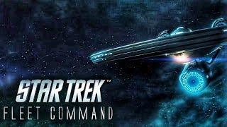 star trek fleet command ios gameplay video, star trek fleet
