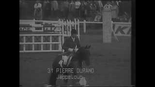JAPPELOUP (1982) champion de France saut obstacle