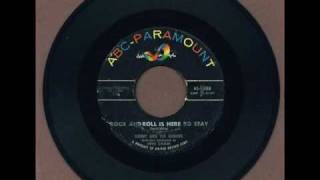 ROCK AND ROLL IS HERE TO STAY~ Danny & The Juniors 1958.wmv