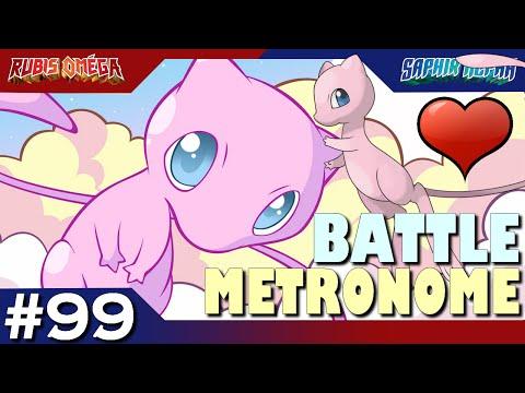 METRONOME BATTLE - ENCORE DES MEW !! (feat. Cassandra) #99