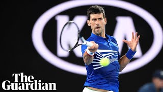 Djokovic relishes Australian Open final against 'greatest rival' Nadal