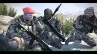 Battlefield Bad Company 2: Blood Sugar