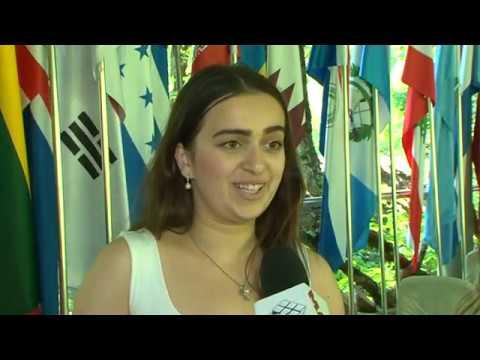 MAG (Müasir Azərbaycan Gənci) TV show's report on II Model UN Summer School in Ismayilli
