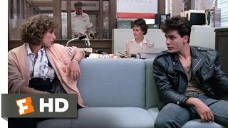 Ferris Bueller's Day Off (3/3) Movie CLIP - Oh, You Know Him? (1986) HD