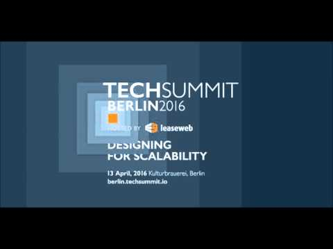 TechSummit Berlin 2016 Preview: Scaling Our Engineering Department