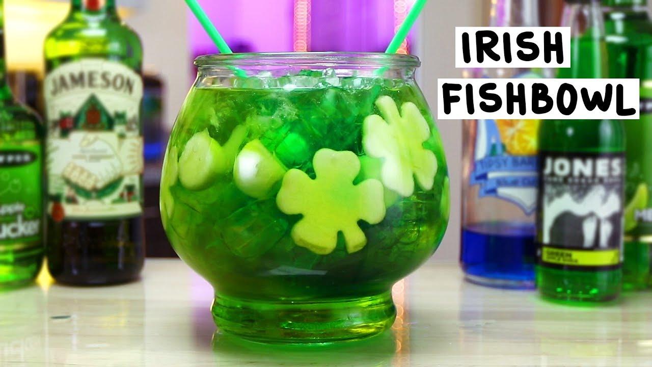 Irish fish bowl tipsy bartender for Fish bowl punch