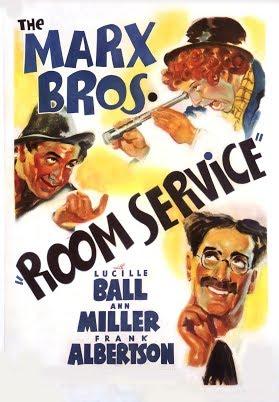 Marx Brothers Room Service Full Movie