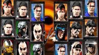 Mortal Kombat 3 PC DOS and Windows comparison