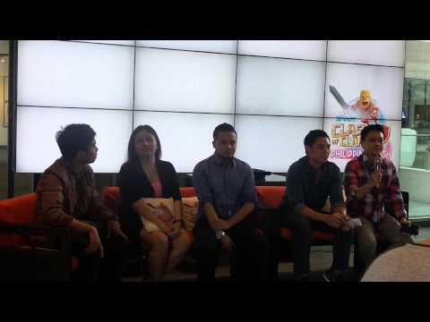 SMART Philippine Clash 2015 (1/4), Clash Of Clans