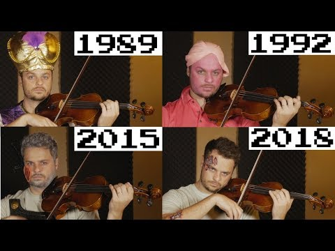 Evolution of Game Music PART 4 | 1989-2018