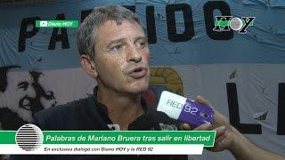 La Justicia liberó a Mariano Bruera