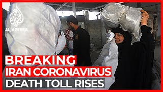 Coronavirus: Iran news agency reports 50 deaths