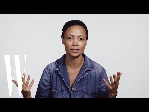 Thandie Newton Won't Let Anything Hold Her Back | W Magazine