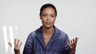Thandie Newton Won't Let Anything Hold Her Back   W Magazine