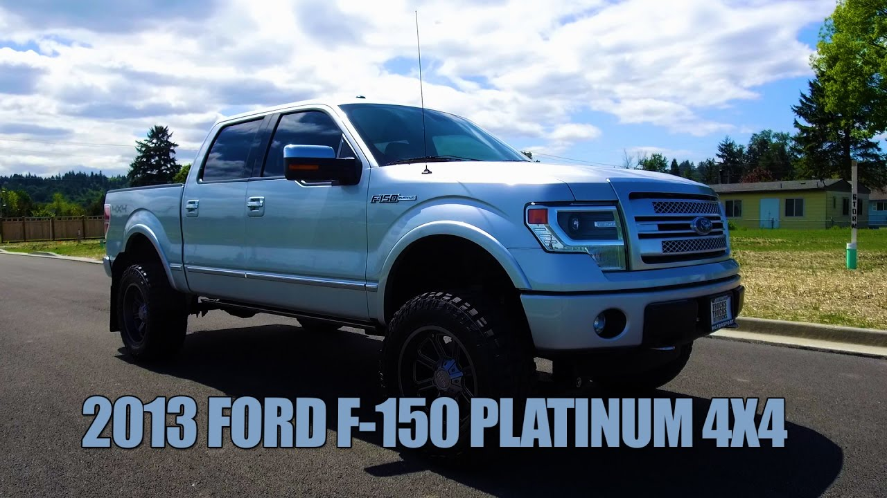 2013 ford f150 platinum lifted images galleries with a bite. Black Bedroom Furniture Sets. Home Design Ideas