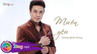 muon yeu - duong quoc hung single