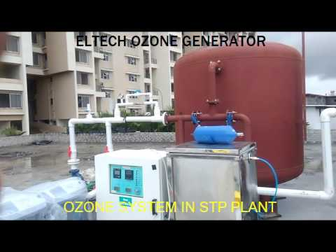 Ozone Generator for STP