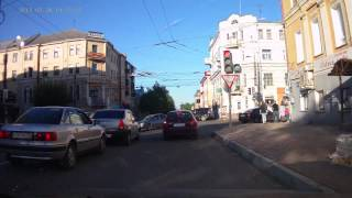 видео Видеорегистратор crown cmcd-5874