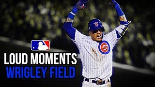 Loudest Moments at Wrigley Field