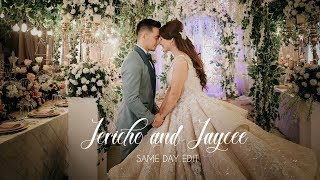 Jaycee Parker and Jericho Aguas | On Site Wedding Film by Nice Print Photography