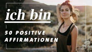 50 positive Affirmationen für den Morgen |  10 Minuten Meditation für einen erfolgreichen Tag!