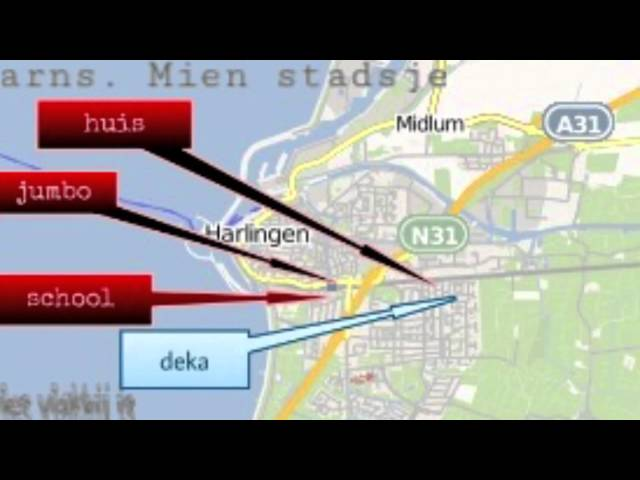 Jonathan Eppinga: Harlingen DE havenstad