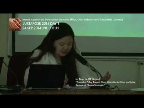 """Education Policy Toward Ethnic Minorities in China and India"""