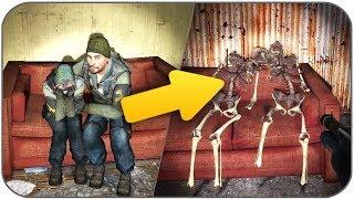 Топ 7 ГРУСТНЫХ ПАСХАЛОК в играх (S.T.A.L.K.E.R. , GTA V , Half-Life 2 и др.)