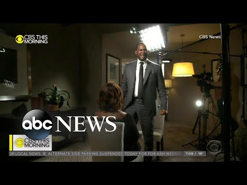 R. Kelly breaks his silence after sexual abuse charges Mp3