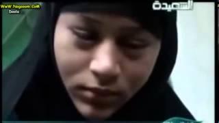فتاة يمنية تتعرق الدم وتبكي الحجر شفيت بفضل الله