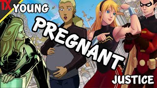 Who got Pregnant by Whom in Young Justice