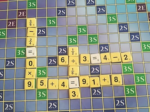 How to Play Equate  Math Board Game    YouTube How to Play Equate  Math Board Game