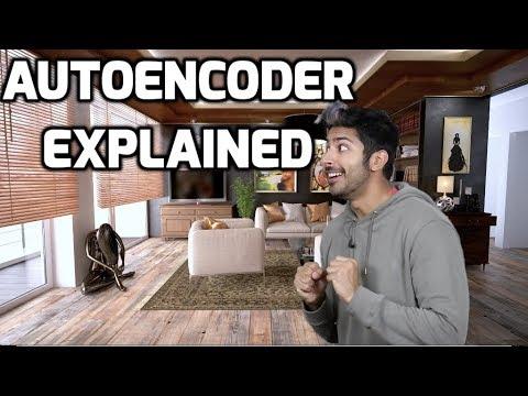 Autoencoder Explained