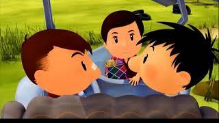 привет я николя обычный мальчик 28 серия Поход детский канал Мультики и мультфильмы для детей
