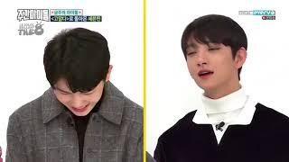 [Vietsub] Weekly Idol SEVENTEEN - Tình yêu của các anh dành cho Woozi