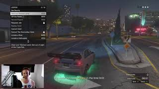 How to pay to get Rid of the Police after you - GTA V Online 2018