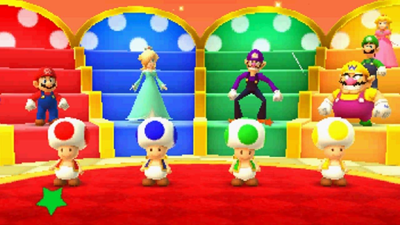 Mario Party Island Tour Or Star Rush