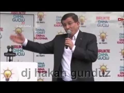 """:))))))))))) AKP Mitinginde Ikinci """"hülooğğ"""" Vakası"""