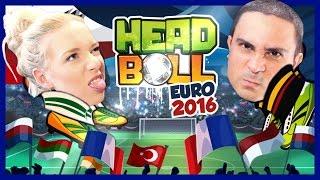 2J vs ΚΑΤΙΑ! (Online Head Ball)