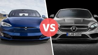 tesla vs competitors cost of maintenance including battery replacement