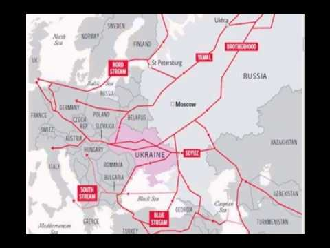 Breaking US and Europe planning to 'cut off' Russia's gas supply.