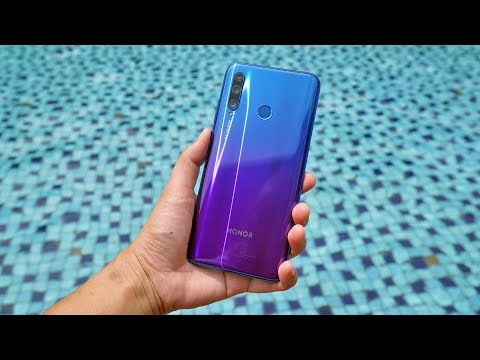 Honor 20 Lite Review: Triple Cameras and 128GB Storage for Fun
