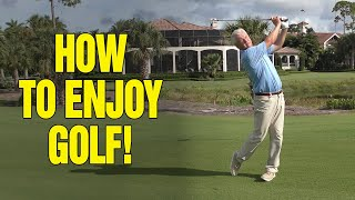 HOW TO PLAY GOLF AND ENJOY IT (TOP 5 TIPS)!