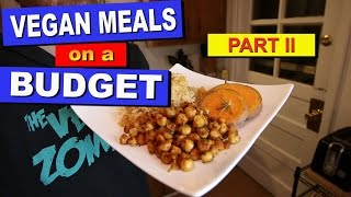 Simple Meals on a Budget Part 2 (Vegan)