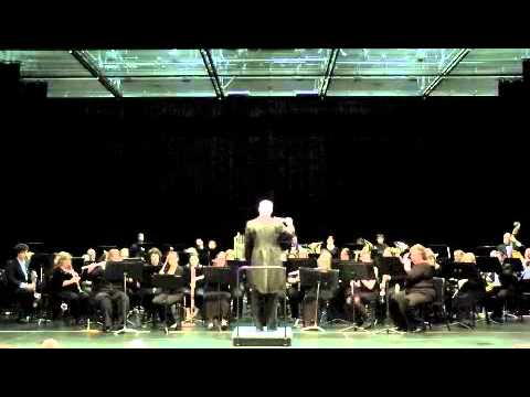 Pierce College Concert Band - Hogan's Heroes March
